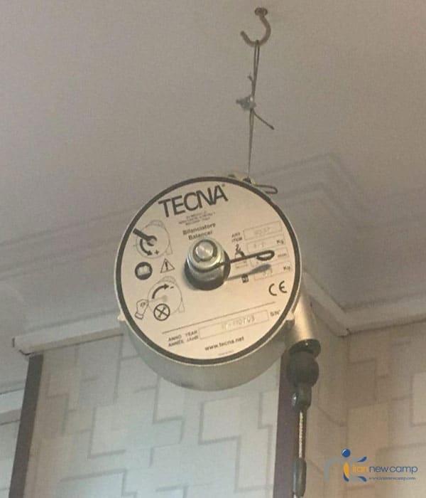 بالانسرهای شرکت TECNA ایتالیا