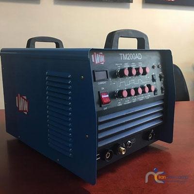 دستگاه جوش آرگون تک فاز AC/DC