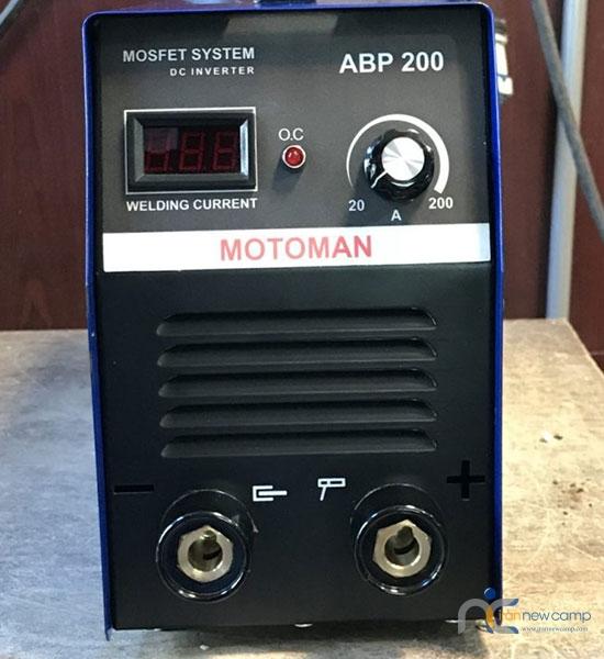 دستگاه جوش اینورتر جوشکاری تک فاز ۲۰۰ و ۲۵۰ آمپر
