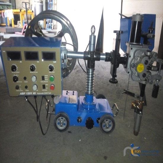 دستگاه زیرپودری مارک ABP 1251Ki