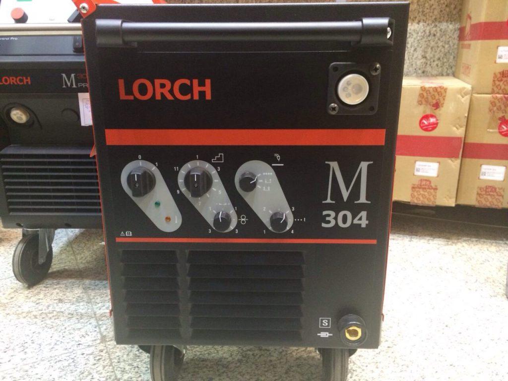 دستگاه جوش Co2 لورچ آلمان مدل 304